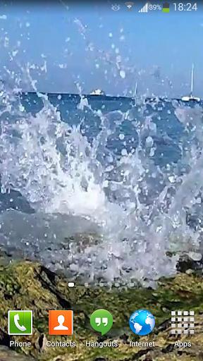 Waves Live Wallpaper HD 20