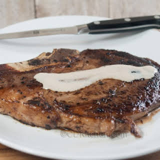 Ribeye Steak With Sauce Recipes.
