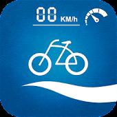 포카리스웨트 블루로드 (자전거 전용 속도계)