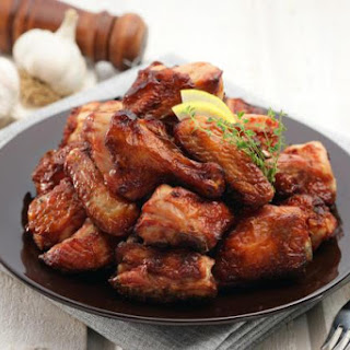 Linda's Crockpot Chicken Wings