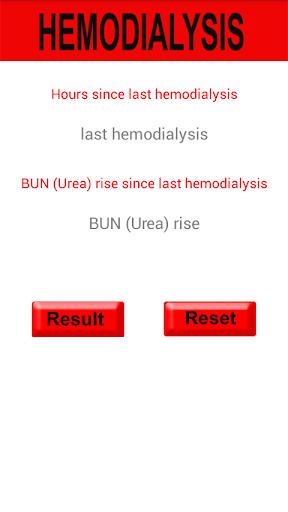 PCRC Hemodialysis