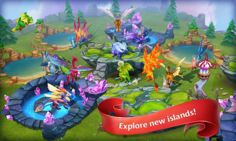 android Dragons World Screenshot 11