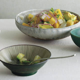 Mexican Pineapple Salad.