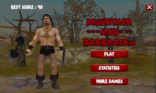 Mountain Barbarian