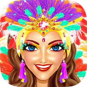 Star Girl Carnival SPA Salon for PC and MAC