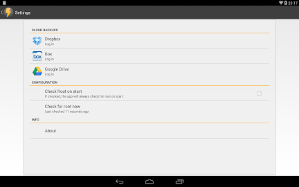 Flashify (for root users) Screenshot 4