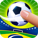 Flick Soccer Brazil icon