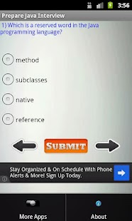 Prepare Java Interview- screenshot thumbnail