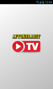 Aftonbladet TV - screenshot thumbnail