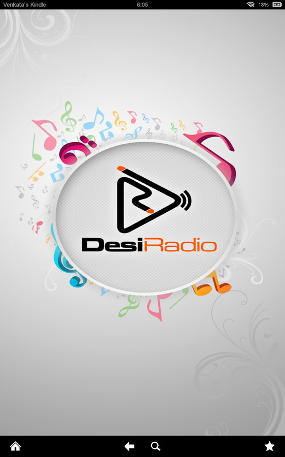 Desi Radio - Indian Stations- screenshot