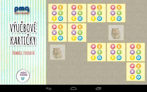 Výučbové hry pre deti - screenshot thumbnail