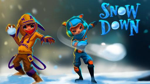 Snowdown Clash - Fun Run Crush