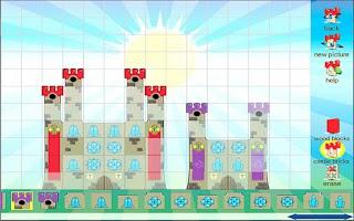 Screenshot of Kid's Cube