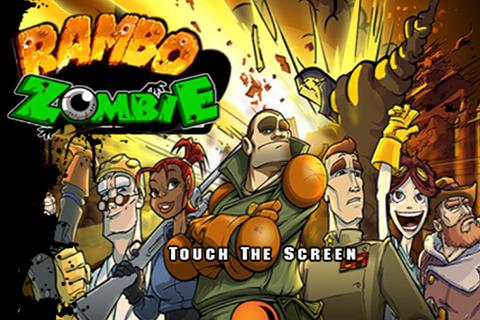 Rambo Zombies