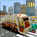 Garbage Truck Driver 3D icon