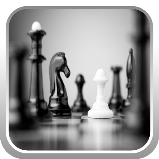 国际象棋的游戏玩家 棋類遊戲 LOGO-玩APPs