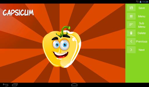 Game Belajar Mewarnai Gambar  screenshots 2