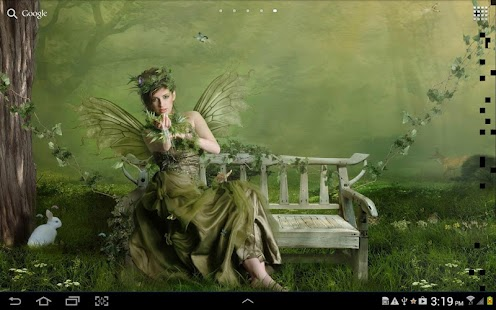 Fantasy Live Wallpaper - screenshot thumbnail