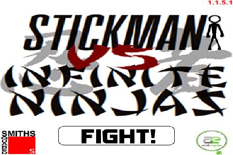 Stickman Vs Infinite Ninjas- screenshot
