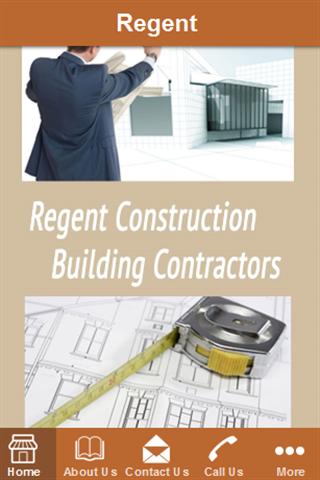Regent Construction Building