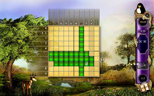 【免費解謎App】Fantasy Mosaics-APP點子