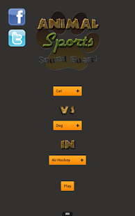 Animal Sports Sound Board- screenshot thumbnail