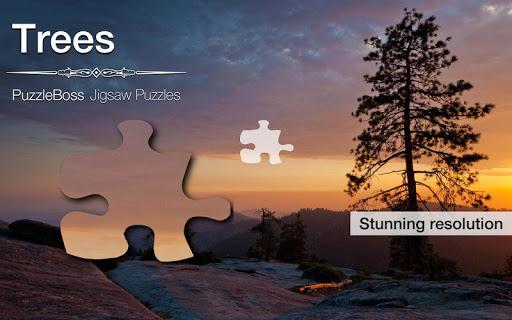 Tree Jigsaw Puzzles Demo