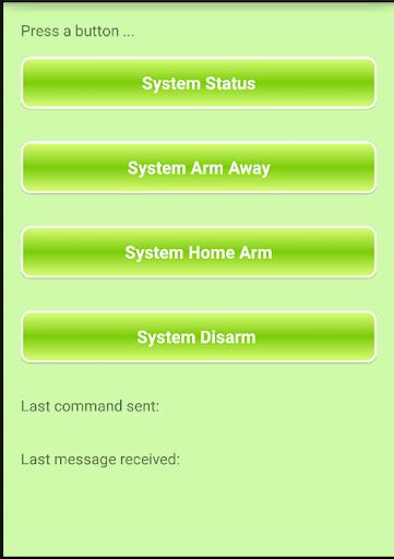 Security Alarm SMS Controller