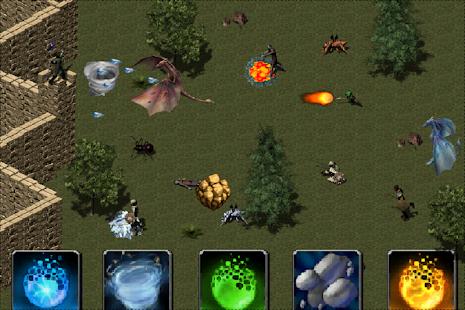 Magecraft - Castle Siege Wars