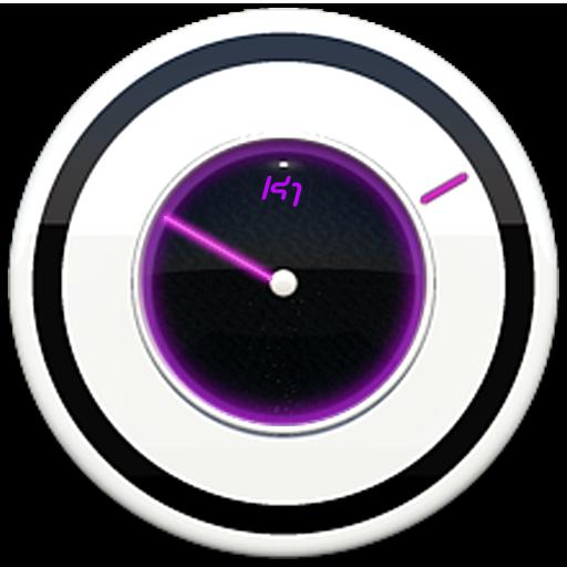 K1 Laser Clock Widget 個人化 App LOGO-APP試玩