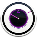 K1 Laser Clock Widget icon