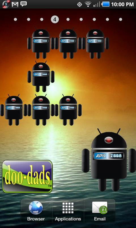 Android APK 2008 doo-dad - screenshot