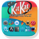 KitKat 4.4+ Launcher Theme icon