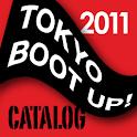 TOKYO BOOT UP! 2011 CATALOG 3 logo