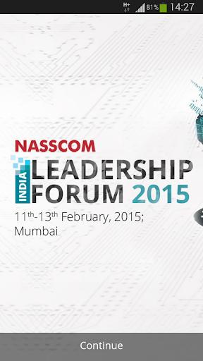 NASSCOM India Leadership Forum