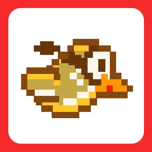 Floppy Quack LOGO-APP點子