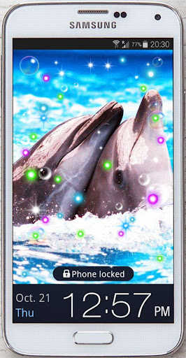 Dolphines Best live wallpaper