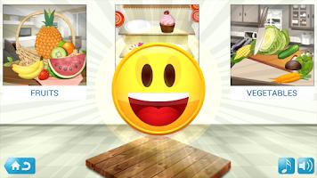Screenshot of Sorting n Learning game 4 Kids