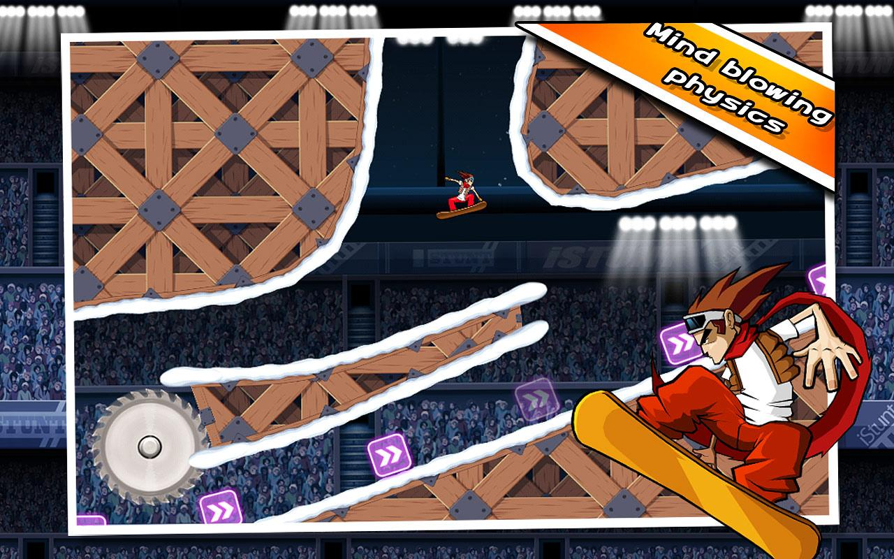 Screenshots of iStunt 2 for iPhone
