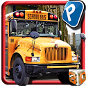 School Bus Parking Simulation icon