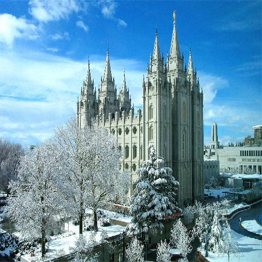 LDS (Mormon) Temple Pack 2 LOGO-APP點子