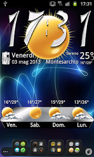 Real Uno Weather, PR.CLK wea - screenshot thumbnail