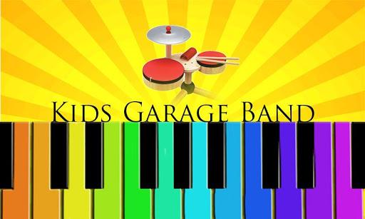 Kids Garage Band