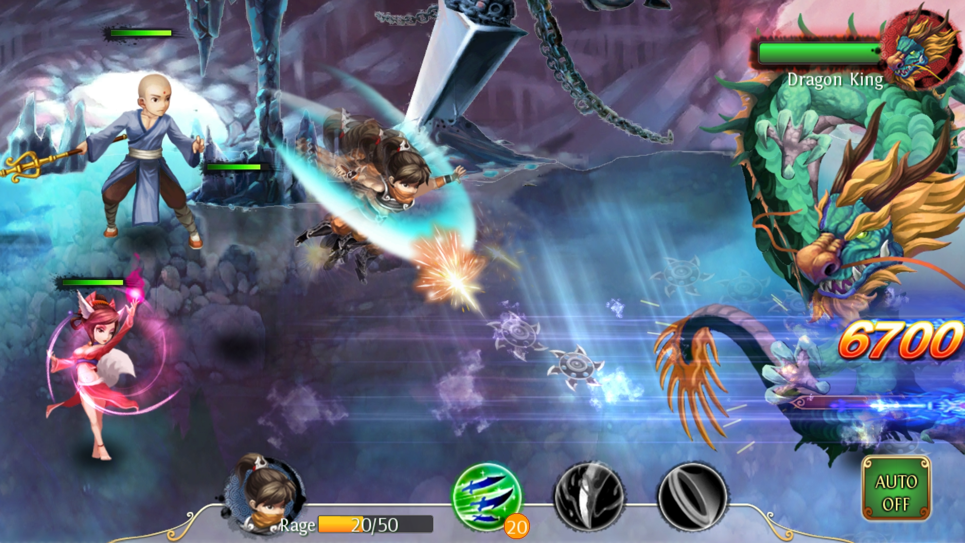 Immortal Odyssey screenshot #6
