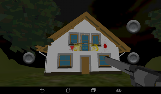 Mansion of zombie terror 3D