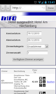 Hotel Hechenberg- screenshot thumbnail