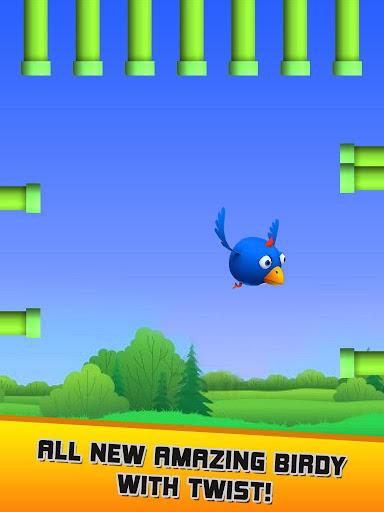 Bouncy Birdy