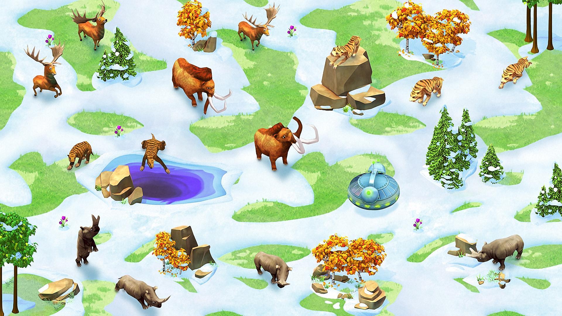 Wonder Zoo - Animal rescue ! screenshot #6