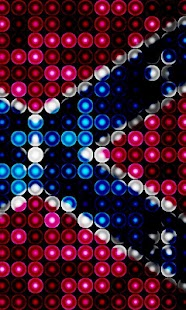 LED Rebel Flag Live Wallpaper - screenshot thumbnail