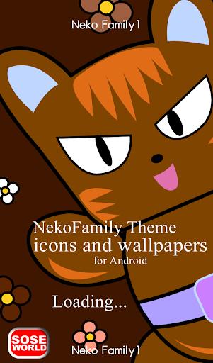 Nekofamily theme 1